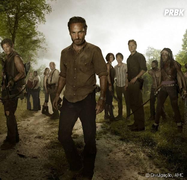 """Você também tá com saudade de """"The Walking Dead""""?"""