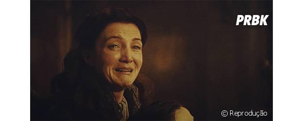 Até a mamãe Stark tá chateada!