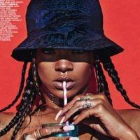 Rihanna pode ser banida do Instagram por causa de fotos nua