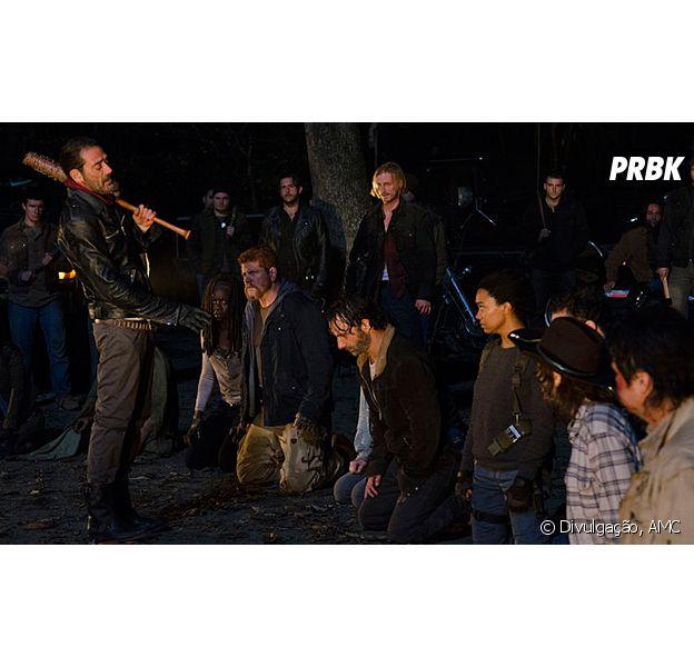 "Em ""The Walking Dead"": Negan (Jeffrey Dean Morgan) fará duas vítimas na estreia!"