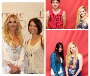 Meet & Greet de Avril Lavigne foi comparado ao de Britney Spears