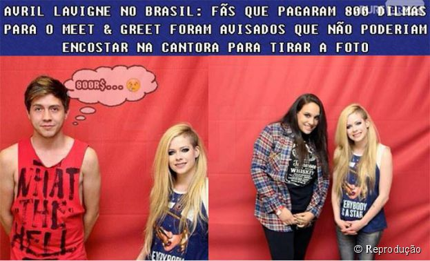meet and greet avril lavigne montagens funk