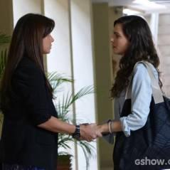 """Na novela """"Em Família"""": Cadu é internado e Marina consola Clara"""