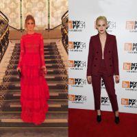 Marina Ruy Barbosa x Kristen Stewart: Qual diva usou o melhor look vermelho da semana?