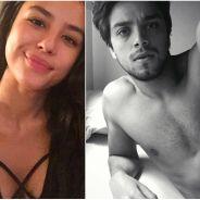 """Rodrigo Simas vive romance com Yanna Lavigne em """"Novo mundo"""", nova novela das 18h da Globo"""