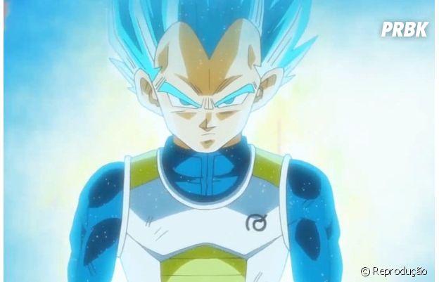 Vegeta, antes de treinar por 3 anos na Sala do Templo, já era superior a Freeza!