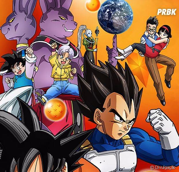 """""""Dragon Ball Super"""": conheça os personagens mais poderosos"""