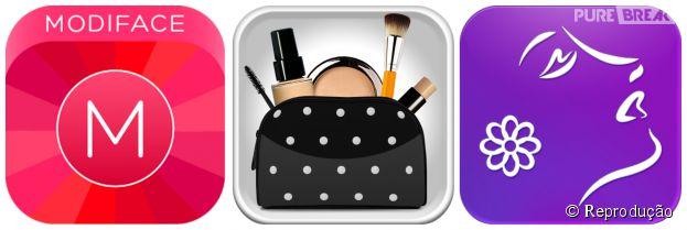 Fique ainda mais bonita com apps de maquiagem virtual!