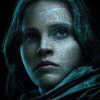 """De """"Rogue One - Uma História Star Wars"""": Jyn Erso e mais personagens em novos cartazes individuais!"""
