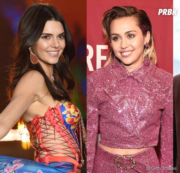Veja famosos do signo de Escorpião, como Kendall Jenner e Miley Cyrus