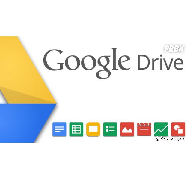 """Aprenda a usar os principais recursos do """"Google Drive"""""""