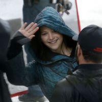 """Jennifer Lawrence aparece em vídeo no set de """"Jogos Vorazes - A Esperança"""""""