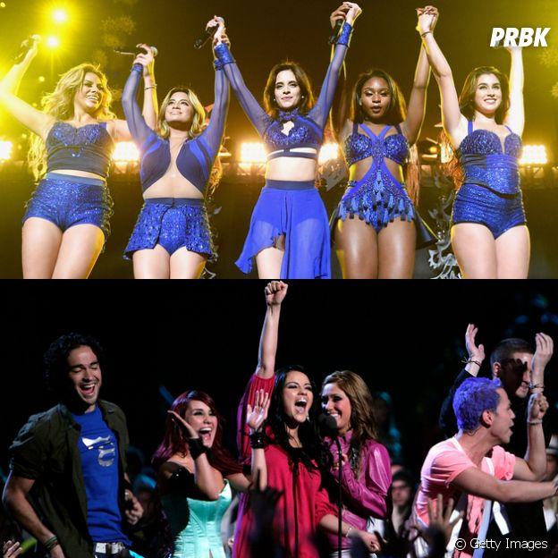 Eis a 1ª prova de que o Fifth Harmony é o novo RBD!