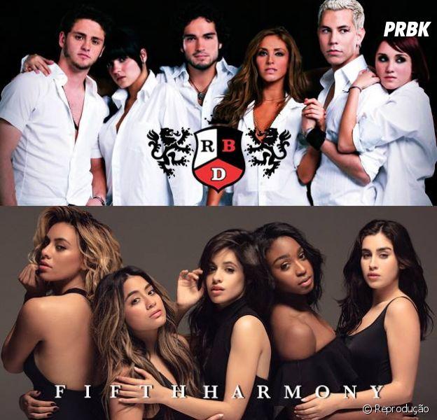 Veja porque o Fifth Harmony é o novo RBD!
