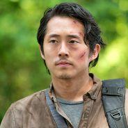 """De """"The Walking Dead"""", Steven Yeun fala sobre a morte de Glenn: """"Me sinto aliviado!"""""""