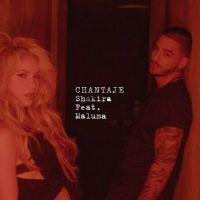 """Shakira lança novo single """"Chantaje"""", em parceria com Maluma. Confira!"""