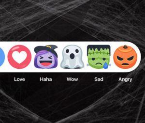 Facebook ganha botões especiais para comemorar o Halloween