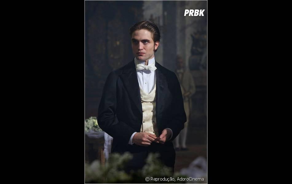 "Robert Pattinson estrelou ""Bel Ami - O Sedutor"", em 2012!"