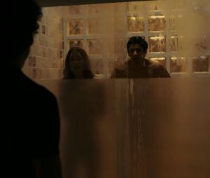 """Marina Ruy Barbosa tirou a roupa para uma cena da personagem Isabela em """"Justiça"""""""