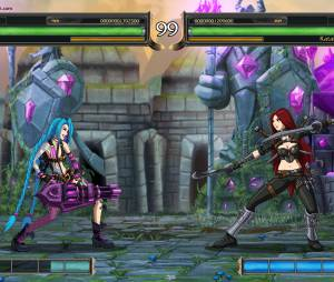 """Em uma luta de """"League of Legends"""" com Jinx contra Katarina, quem levaria a melhor?"""