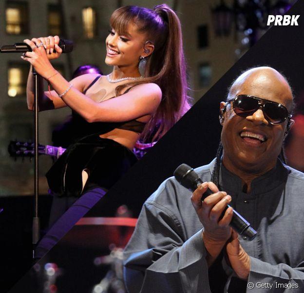 """Ouça """"Faith"""", música de Ariana Grande e Stevie Wonder para a animação """"Sing"""""""