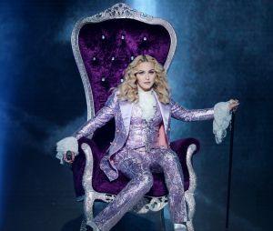 Madonna, considerada a Rainha do Pop, faz aniversário no dia 16 de agosto