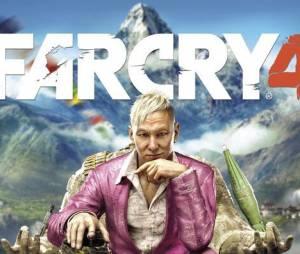 """Capa do próximo jogo da série """"Far Cry 4"""" mostra a cara do vilão"""