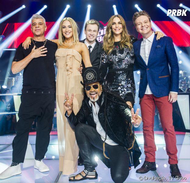 """No """"The Voice Brasil"""": Ivete Sangalo estreia como supertécnica e arranca elogios!"""
