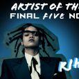 Rihanna vai concorrer ao prêmio de Artista do Ano pelo American Music Awards