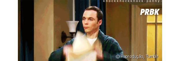 """O personagem de """"The Big Bang Theory"""" é tão inteligente que chega a ser chato"""
