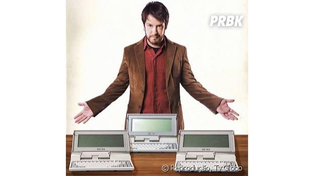 """Jonas é o Steve Jobs do Brasil. O personagem de """"Geração Brasil"""" sabe tudo de computação"""