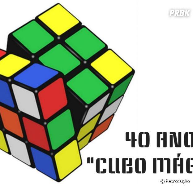 """""""Cubo Mágico"""" faz 40 anos, veja os nerds da TV que não teriam problemas em resolvê-lo"""