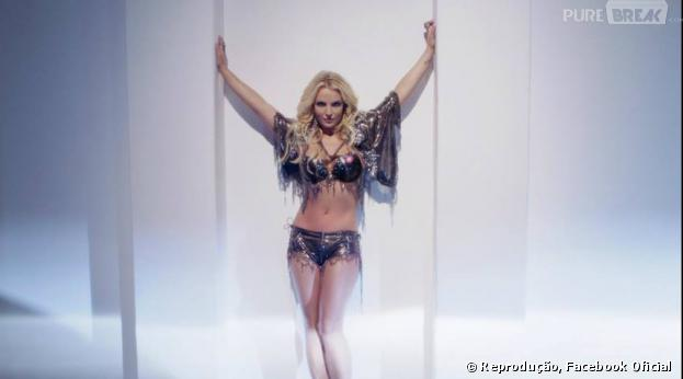 "Britney Spears revela que seu novo álbum se chama ""Britney Jean""!"