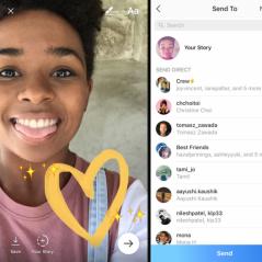 Instagram anuncia ferramenta de transmissão ao vivo e mensagens que somem após serem visualizadas