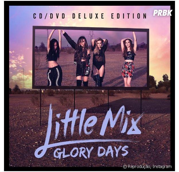 """Little Mix promete estrelar o álbum """"Glory Days"""" no topo da parada de sucessos britânica"""