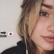 Sasha Meneghel posta foto sem maquiagem e anuncia viagem para o Japão!