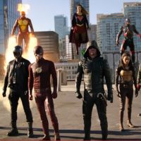"Em ""The Flash"", ""Supergirl"", ""Arrow"" e ""Legends of Tomorrow"": crossover ganha cenas inéditas!"