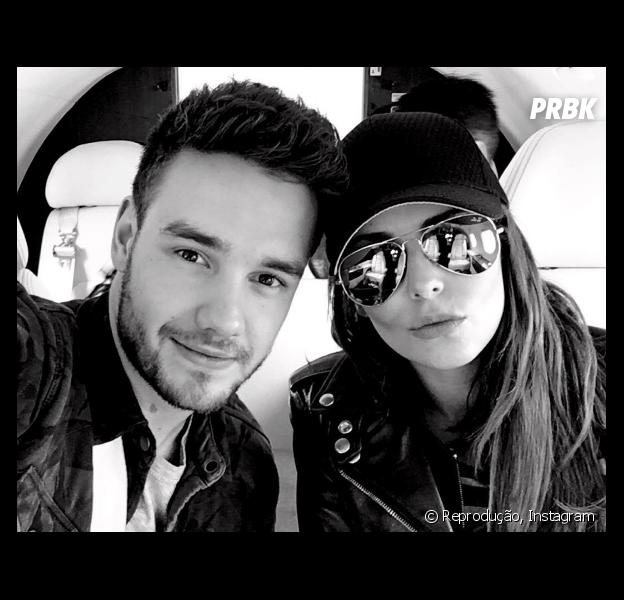 Liam Payne recebe milhares de mensagens após os fãs confirmarem gravidez de Cheryl