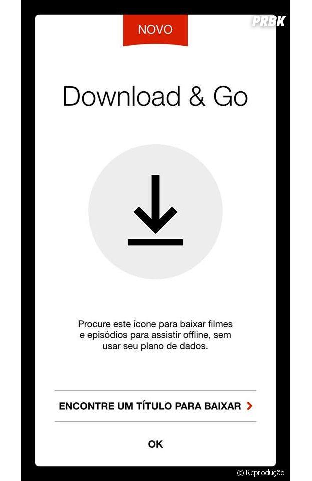 Netflix libera download de conteúdo para smartphones iOS e Android!