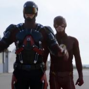 "Em ""Legends of Tomorrow"", ""Arrow"", ""The Flash"" e ""Supergirl"": trailer mostra desfecho do crossover!"