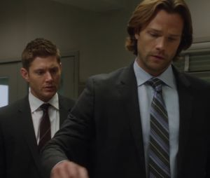 "Em ""Supernatural"": Sam (Jared Padalecki) e Dean (Jensen Ackles) encontram nova vítima de Lúcifer!"