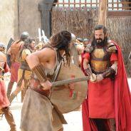 """Novela """"A Terra Prometida"""": Hebreus são derrotados e Zaqueu fica entre a vida e a morte!"""