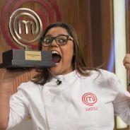 """No """"MasterChef Profissionais"""": Dayse é a grande vencedora do reality de culinária!"""