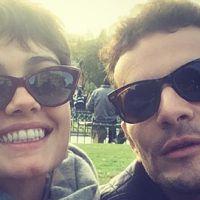 Sophie Charlotte e Daniel Oliveira juntos? Atores ficam nos bastidores da Globo
