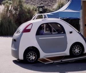Veja como se saio o protótipo do carro Google quando testado