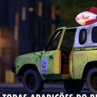 Teoria Pixar: carro do Pizza Planet e as 17 vezes que ele aparece nos filmes do estúdio!