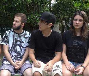 """De """"Eu Fico Loko - O Filme"""": Christian Figueiredo reúne amigos de infância para falar do longa!"""