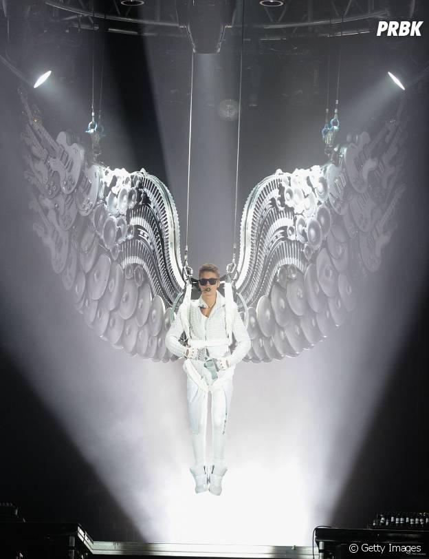 Cachê Justin Bieber