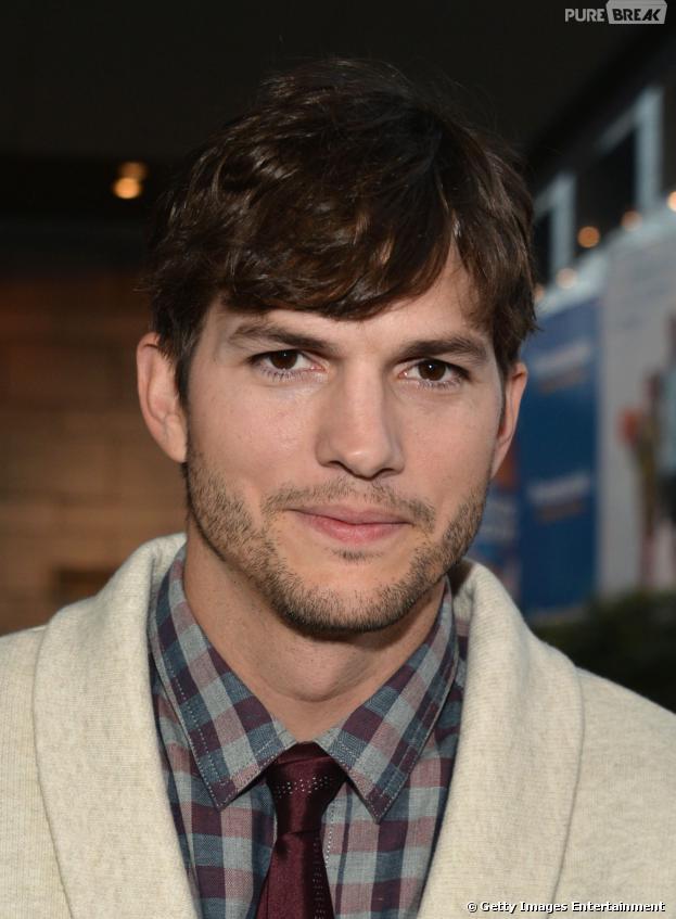 Ashton Kutcher é o ator da televisão americana que mais arrecadou em 2013, segundo a revista Forbes!