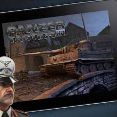 "A batalhas de ""Panzer Tactics HD"" saem do Nintendo DS e chegam para PC e iPad"